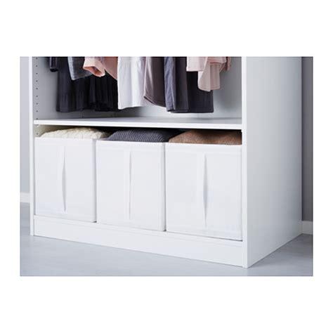 ikea skubb skubb box white 31x55x33 cm ikea