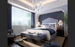 Elegant Bedroom Ideas by Light Blue Elegant Bedroom Interior Design 3d House