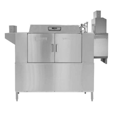 energy recovery conveyor dishwasher  tank  rackshour restaurant equipment solutions