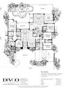 Luxury Homes Floor Plans by Marvelous Builder Home Plans 9 Luxury Homes Design Floor