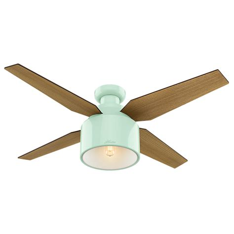 mid century ceiling fan 59260 cranbrook low profile modern oak mid
