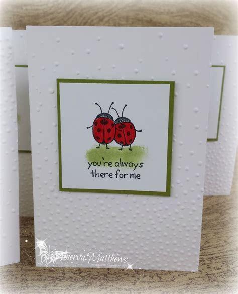 Tunik Set 2 In 1 ladybugs cards using you lots hostess st set from stin up diy