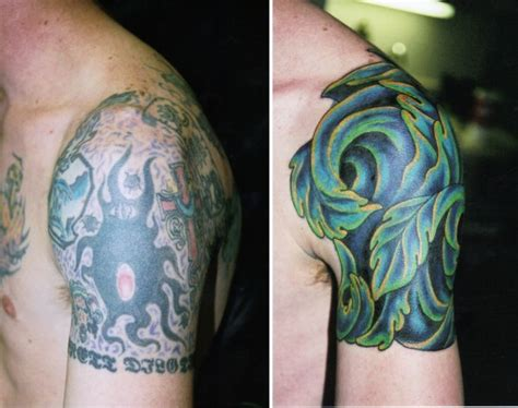 tattoo cover up photo amazing tattoo cover ups