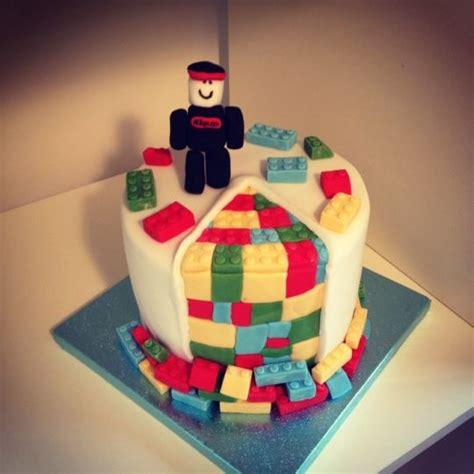roblox lego cake cake by jay cakesdecor