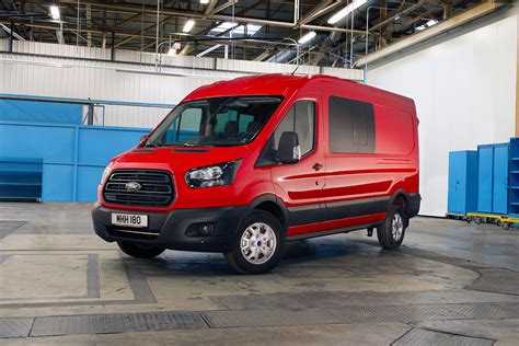 2016 ford transit ford transit 2016 updates pictures auto express