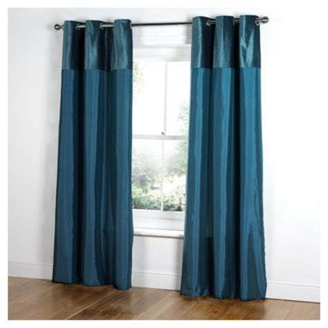 Teal Taffeta Curtains Buy Tesco Velvet Taffeta Curtains Lined Eyelet W137xl137cm 54x54 Quot Teal From Our Eyelet