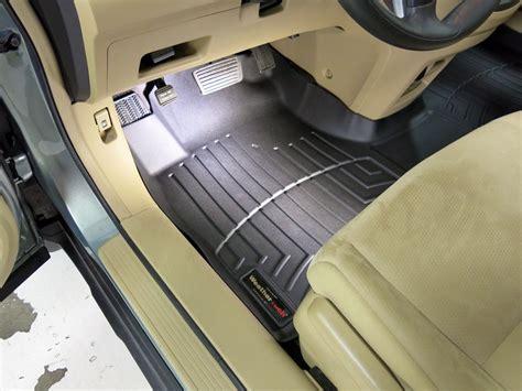 2011 Honda Crv Floor Mats by 2008 Honda Cr V Floor Mats Weathertech