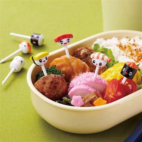 Torune S Assist Sushi Food Picks japanese food sushi shapes for bento decoration for food
