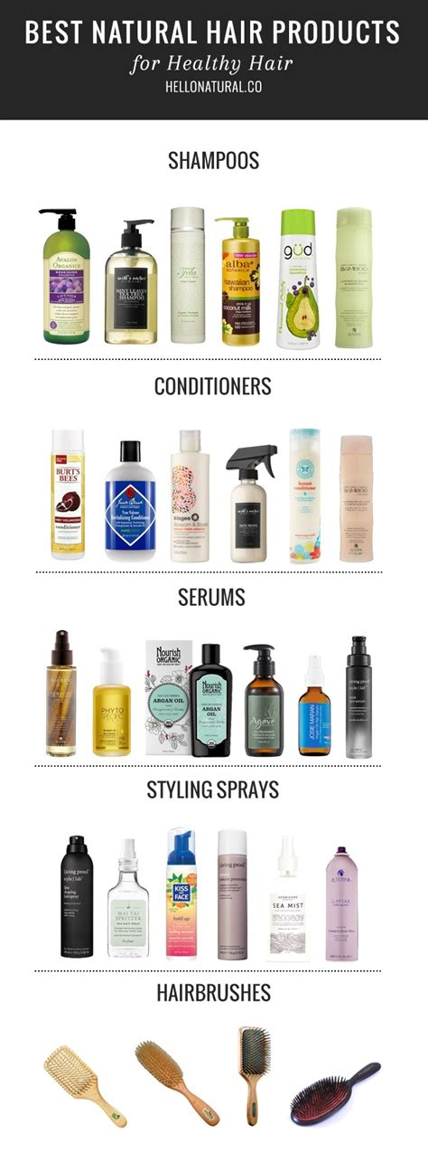 best hair products best hair products for healthy hair hellonatural co