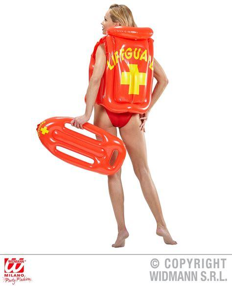 reddingsvest instructie reddingsvest opblaasbaar lifeguard baywatch