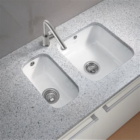 ceramic undermount kitchen sinks 1000 ideas about porcelain kitchen sink on pinterest