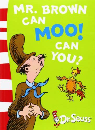 libro mr brown can moo mr brown can moo can you blue back book dr seuss blue back book 5 below