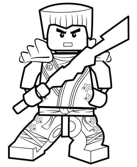 ninjago coloring pages a4 coloriage et dessin de ninjago 224 imprimer