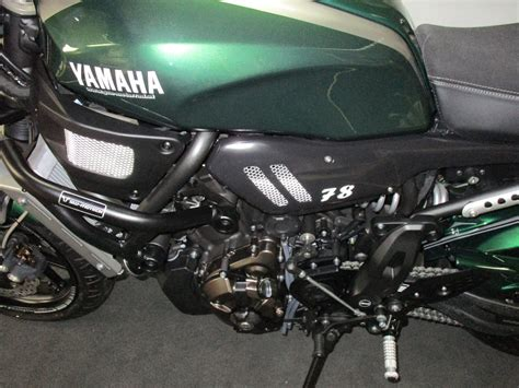 Yamaha Motorrad Umbauten by Umgebautes Motorrad Yamaha Xsr700 Von Gsn Motorraeder