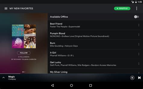 albums free android spotify android apps on play