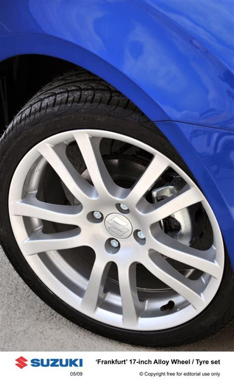 Suzuki Wheel Suzuki S New Alloy Wheels For In The U K