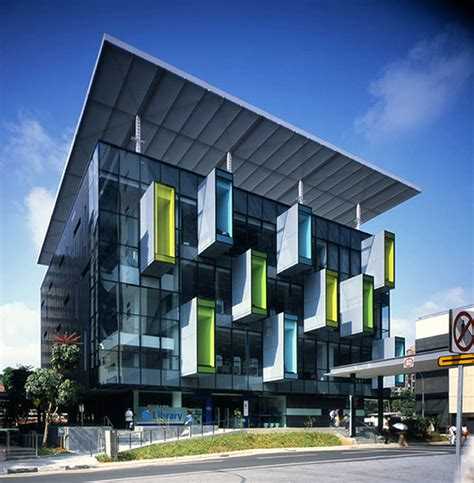 bishan public library look architects singapore bishan public library look architects arch2o com