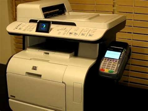 cpi system _ unattended credit card terminal for copiers