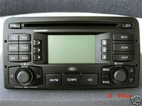 does 6000cd read mp3?? ford focus forum, ford focus st