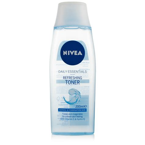 Toner Nivea nivea visage refreshing toner skin care product reviews