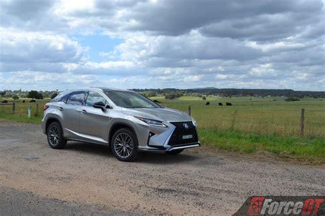 Lexus Rx450h Reviews by 2017 Lexus Rx 450h Review