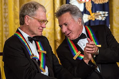 dustin hoffman kennedy center honors kennedy center honors led zeppelin hoffman letterman