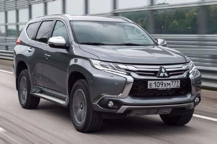 Lu Pajero Sport mitsubishi to boost russian plant output automotive