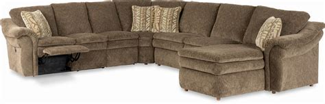 lazy boy devon sectional bloombety decorating small apartments on a budget with