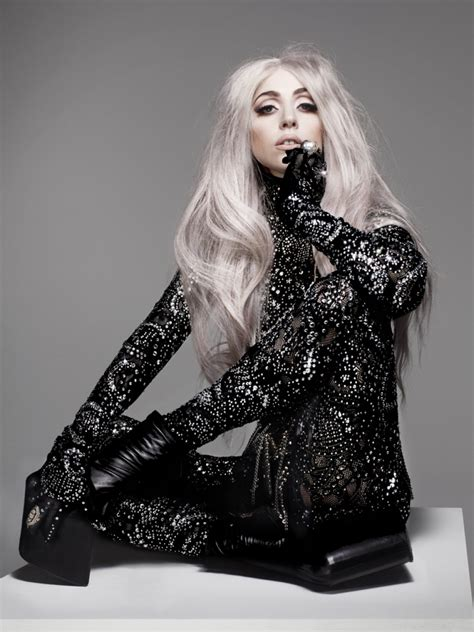 Vanity Gaga by Editorial Gallery Gaga Vanity Fair Showstudio