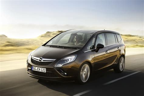 opel zafira 2012 opel zafira tourer video