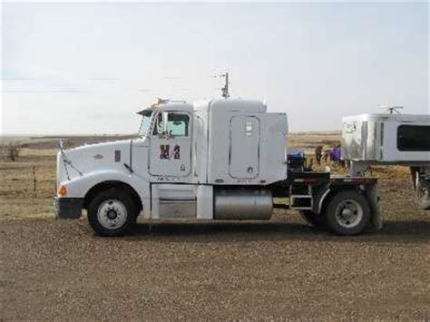 Single Axle Peterbilt With Sleeper For Sale by Used Single Axle Truck Sleepers For Sale Sleeper Trucks Autos Post