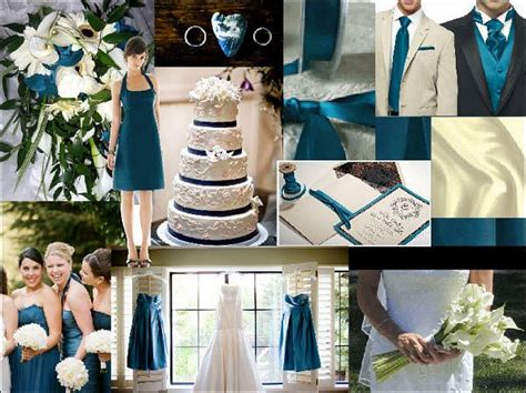 Teal Wedding Ideas by Teal Wedding Decorations Teal And Wedding On
