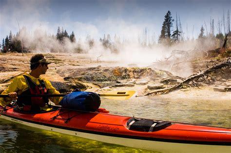 lake yellowstone boat tours yellowstone tours yellowstone kayaking with oars