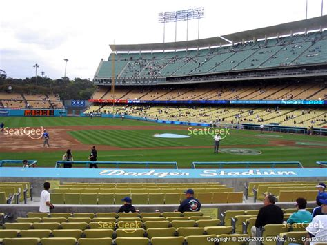 dodger stadium section 31 rs dodger stadium seating chart interactive seat map seatgeek