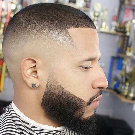 high skin fade with beard 30 newest buzz cut hairstyle ideas going clean and stylish
