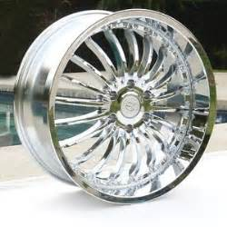 22 Inch Chrome Truck Wheels 22 Inch Cdw Chrome Wheels Rims 6x5 5 6x139 7 Chevy Gmc