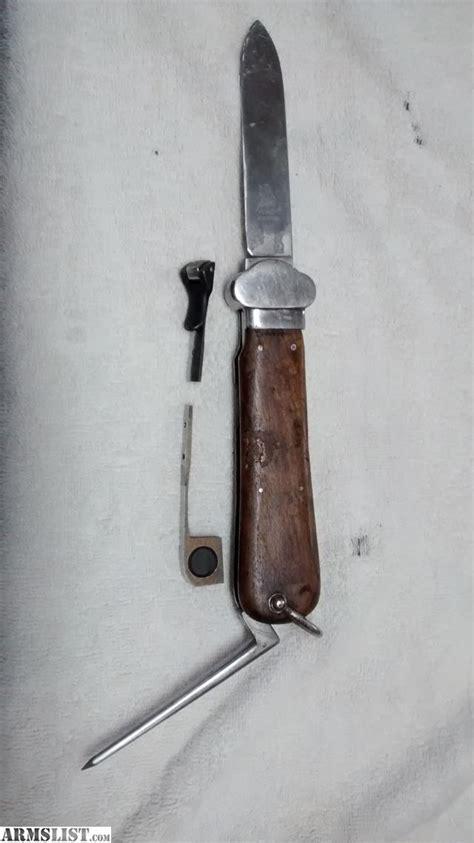 german knives for sale armslist for sale ww2 german paratrooper gravity knife