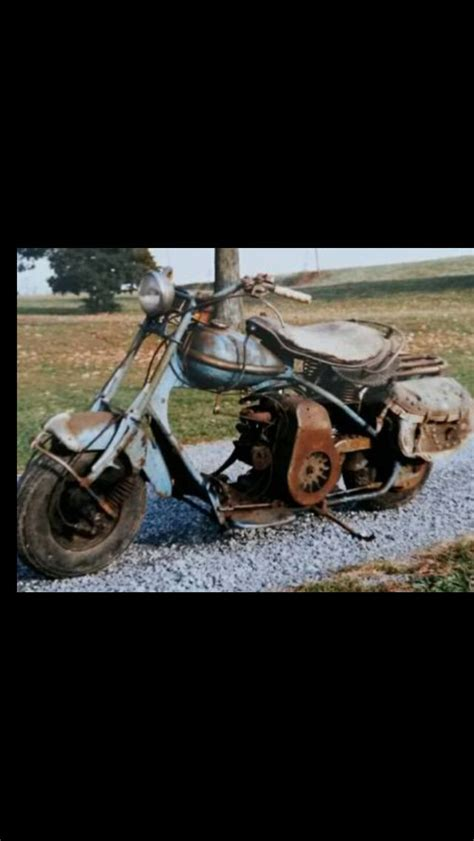 84 Best Images About Cushman On Pinterest Motor Scooters