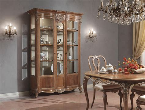 Showcase Dining Room by Dining Room In Louis Xv Style Vimercati Classic