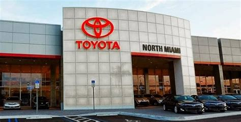 Toyota Dealers In Miami Toyota Of Miami Service Center Amenities Toyota