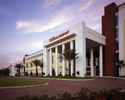 Office Depot Headquarters by Tca Project Profile Office Depot Global Headquarters