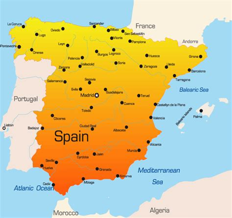 europe traveling the ultimate travel guide for your trip trough europe italy spain greece portugal netherlands europe traveling spain travel greece travel portugal travel volume 1 books spain map showing attractions accommodation