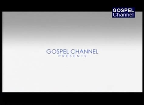 gospel channel 2012 presentation archive