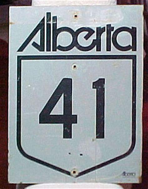Telephone Lookup Alberta Alberta Provincial Highway 41 Aaroads Shield Gallery