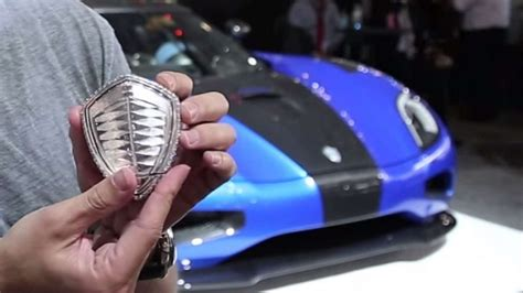 koenigsegg agera key this platinum and koenigsegg key costs more than