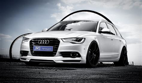 audi a6 tuned 2012 audi a6 tuned by jms autoevolution