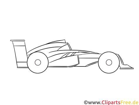 Formel 1 Auto Malen by Formel 1 Rennwagen Ausmalbild Vorlage Druckvorlage