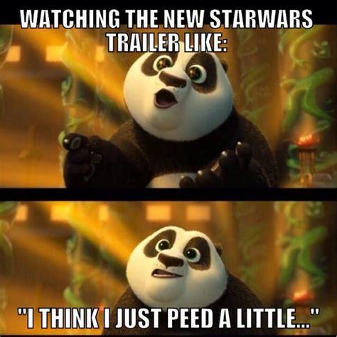 Meme Fu - so relatable so true kung fu panda 3 star wars memes