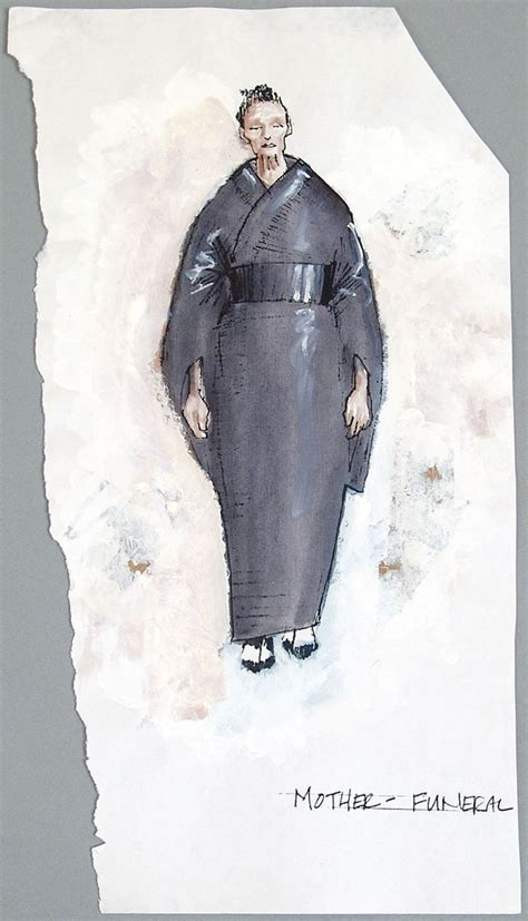 house painter costume original vintage quot kinkakuji quot theatre costume painting
