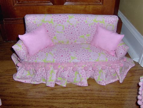 how to make a barbie couch custom barbie furniture
